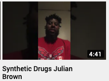 Synthetic Drugs Part 2 Julian Brown