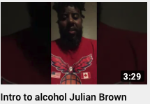 Intro to alcohol Julian Brown