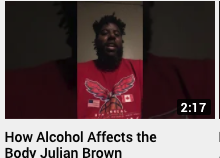 How Alcohol Affects the Body Julian Brown