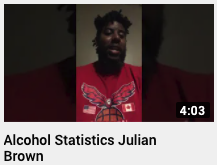 Alcohol Statistics Julian Brown